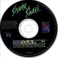 Sewer Shark - Disc | Sewer Shark Sega CD