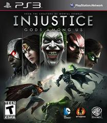 Injustice: Gods Among Us Playstation 3 Prices