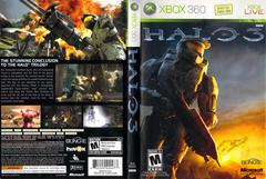 Slip Cover Scan By Canadian Brick Cafe | Halo 3 Xbox 360