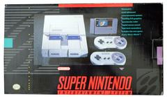 Box   Super Nintendo System Super Nintendo