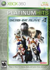 Dead or Alive 4 [Platinum Hits] Xbox 360 Prices