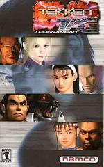Manual - Front | Tekken Tag Tournament Playstation 2