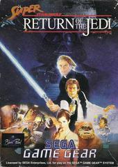Super Star Wars: Return of the Jedi PAL Sega Game Gear Prices