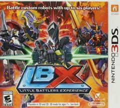 NTSC Cover | LBX: Little Battlers Experience Nintendo 3DS