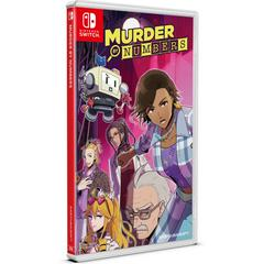 Murder By Numbers Nintendo Switch Prices