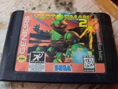 Cartridge (Front) | Vectorman 2 Sega Genesis