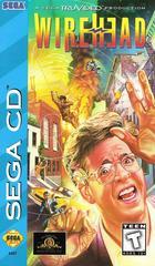 Wirehead - Front /Manual   Wirehead Sega CD