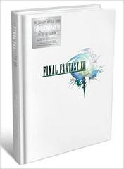 Final Fantasy XIII: Complete [Collector's Edition Piggyback] Strategy Guide Prices
