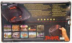 Atari Jaguar Box - Back | Atari Jaguar System Jaguar