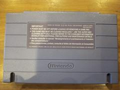 Back Of Cart | Pocky and Rocky 2 Super Nintendo