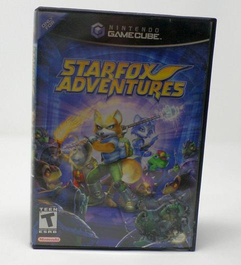 Star Fox Adventures photo
