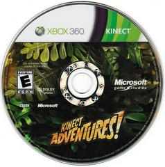 Game Disc | Kinect Adventures Xbox 360