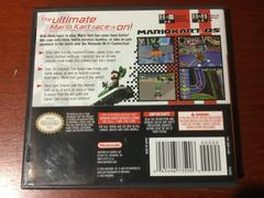 Back Cover | Mario Kart DS Nintendo DS