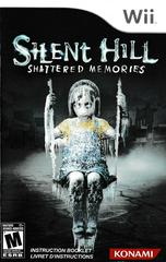 Manual - Front   Silent Hill: Shattered Memories Wii