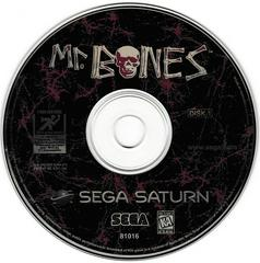 Game Disc 1 | Mr. Bones Sega Saturn