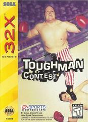 Toughman Contest - Front | Toughman Contest Sega 32X