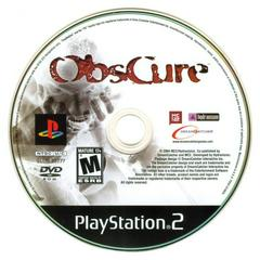 Disc   Obscure Playstation 2