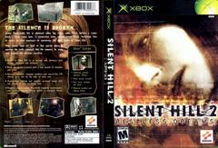 Full Cover   Silent Hill 2 Xbox