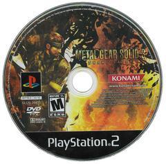 Disc | Metal Gear Solid 3 Snake Eater Playstation 2