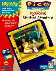 Disney's Pocahontas Riverbend Adventures Sega Pico Prices