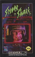 Sewer Shark - Manual | Sewer Shark Sega CD