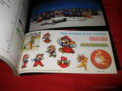 Stickers From Back Of Guide (VGO | Official Nintendo Player's Guide Strategy Guide