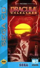 Dracula Unleashed - Front / Manual | Dracula Unleashed Sega CD