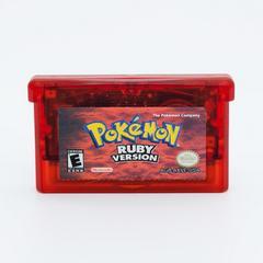 Cartridge | Pokemon Ruby GameBoy Advance