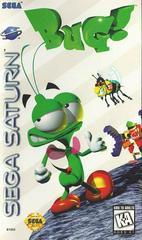Bug! - Front / Manual | Bug Sega Saturn