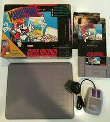 Mario Paint Mouse Bundle Prices Super Nintendo Compare Loose Cib New Prices