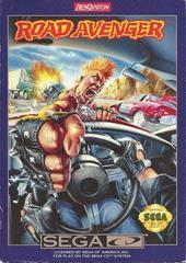 Road Avenger - Front | Road Avenger Sega CD