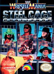 WWF Wrestlemania Steel Cage Challenge NES Prices