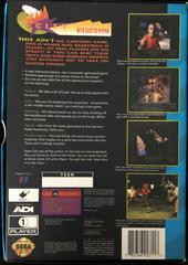 Case Back | Slam City Sega CD