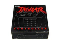 Atari Jaguar Controller Box - Front | Atari Jaguar Controller Jaguar
