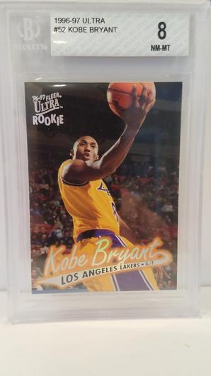 Kobe Bryant #52 photo