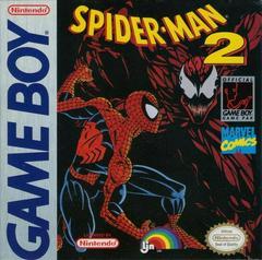 Amazing Spiderman 2  - Front | Amazing Spiderman 2 GameBoy