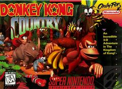 Donkey Kong Country Super Nintendo Prices