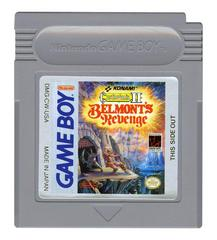 Castlevania II Belmont'S Revenge - Cartridge | Castlevania II Belmont's Revenge GameBoy