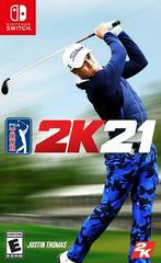 PGA Tour 2K21 Nintendo Switch Prices