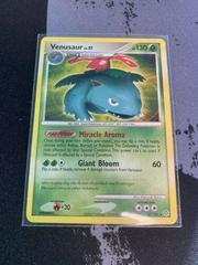 Venusaur Pokemon Secret Wonders Prices