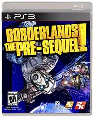 Borderlands The Pre-Sequel Playstation 3 Prices