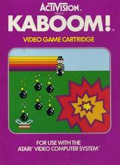 Kaboom! Atari 2600 Prices