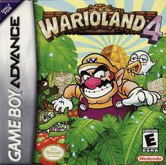 Wario Land 4 GameBoy Advance Prices