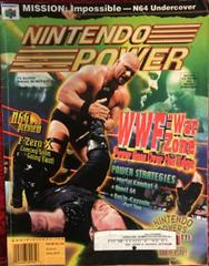 [Volume 110] WWF War Zone Nintendo Power Prices