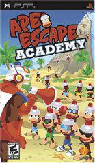 Ape Escape Academy Cover Art