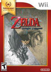 Zelda Twilight Princess [Nintendo Selects] Wii Prices