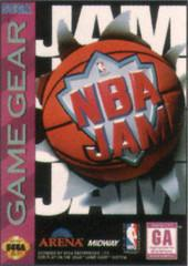 NBA Jam Sega Game Gear Prices