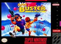 Super Buster Bros. Super Nintendo Prices