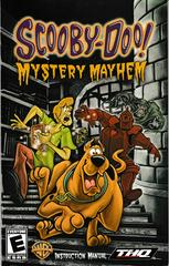 Manual - Front | Scooby Doo Mystery Mayhem Playstation 2