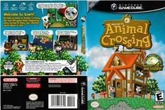 Artwork - Back, Front | Animal Crossing Gamecube